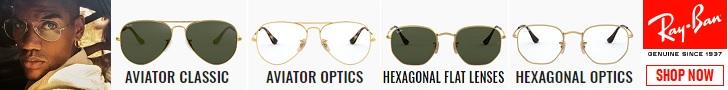 Ray-Ban ist die einzige Brille, die Sie brauchen