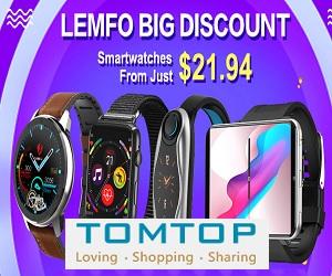 Shoppen Sie online zu den besten Preisen auf Tomtop.com