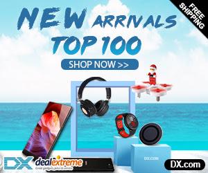 Kaufen Sie Ihr nächstes Gadget bei DX.com